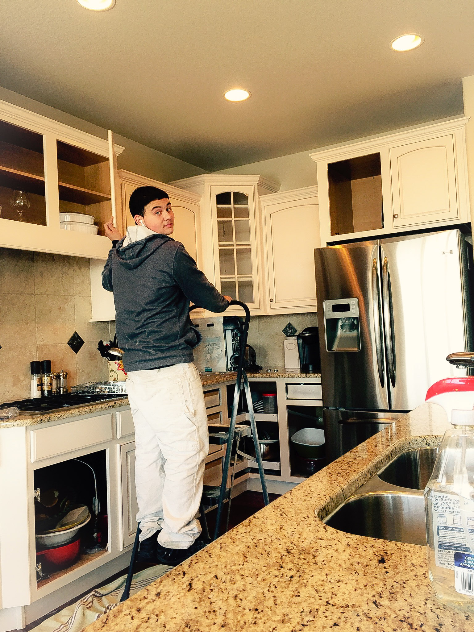 Cabinet Refinishing Denver - Cabinets Refinishing and Cabinet ...