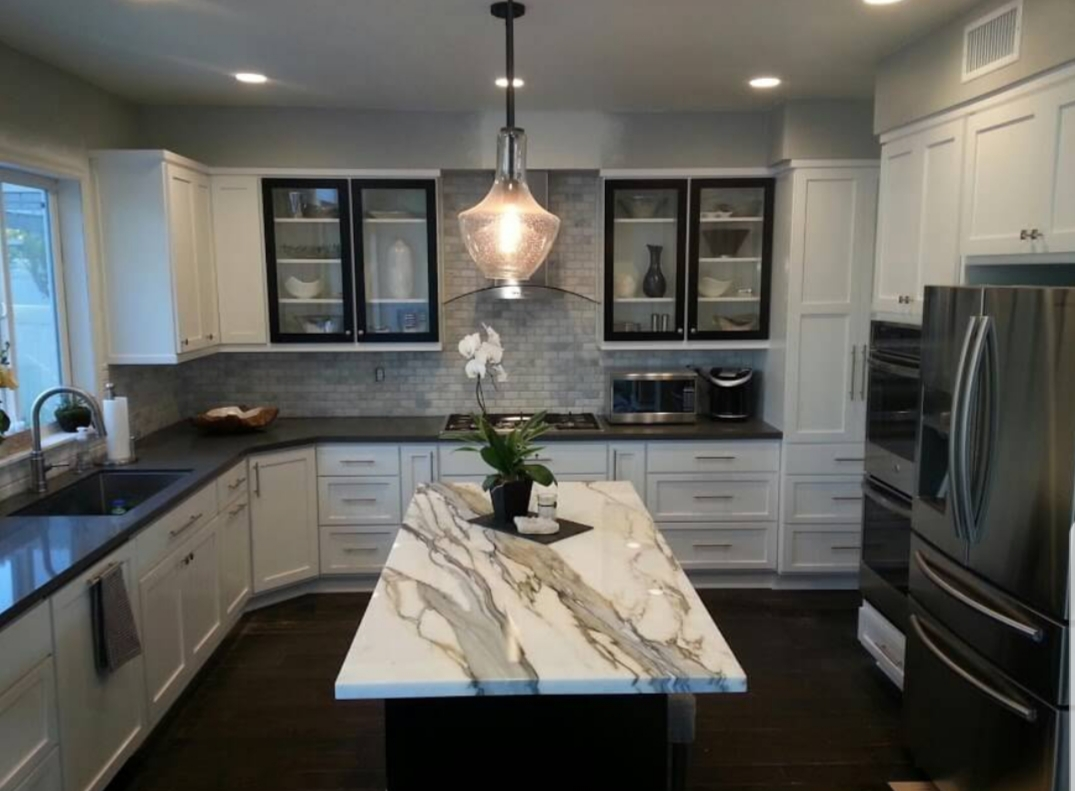 Cabinet Refinishing And Kitchen Painting Denver