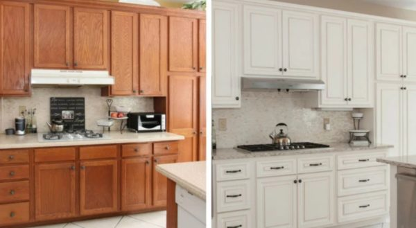 Incroyable Cabinet Refinishing Denver