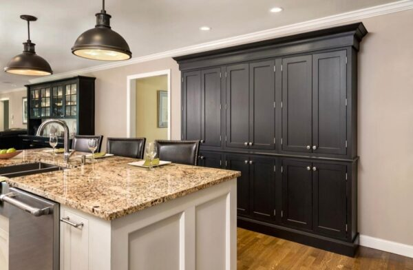 Cabinet refinishing in Denver